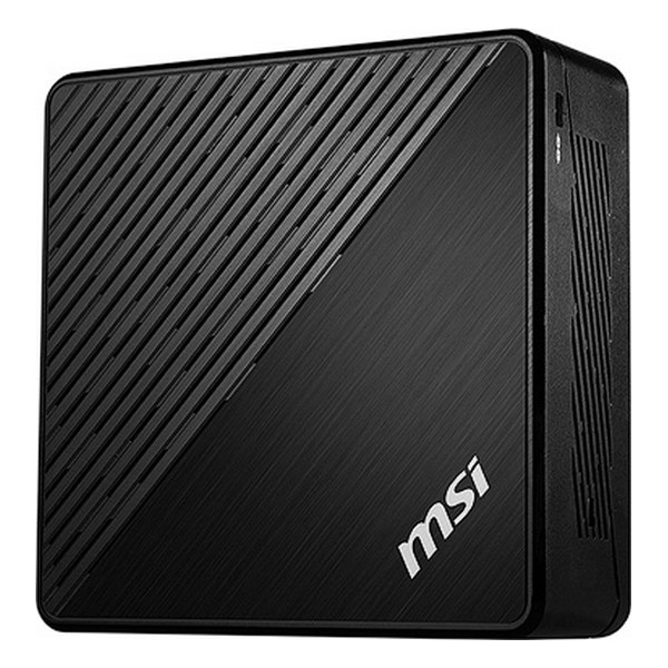 Mini PC MSI 10M-009BEU I3-10110U LAN WiFi USB-C Black