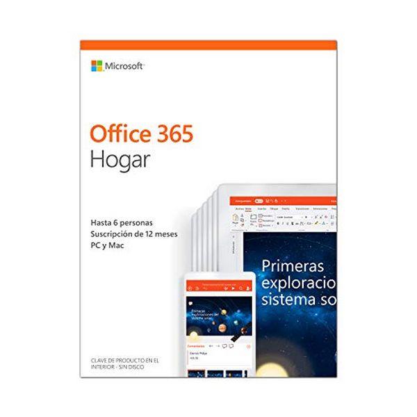Microsoft Office 365 Home Microsoft 6GQ-00995