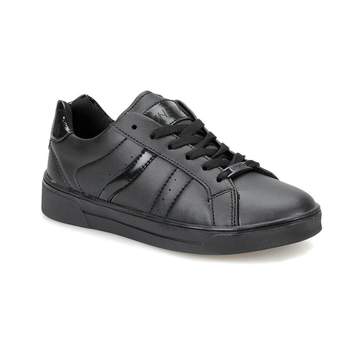 FLO CAMILLE Black Women 'S Sneaker Shoes KINETIX