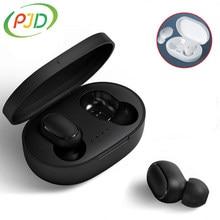 PJD A6S TWS Auricolari Bluetooth Senza Fili Auricolari For Xiaomi Redmi Cuffie Noise Cancelling Auricolari per Tutto il Telefono Smart