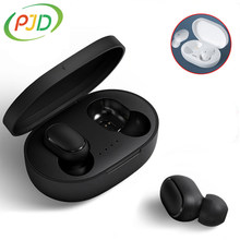 PJD A6S TWS Drahtlose Bluetooth Headsets Kopfhörer For Xiaomi Redmi Headsets Noise Cancelling Ohrhörer für Alle Smart Telefon