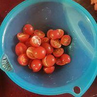 番茄焖饭的做法图解1