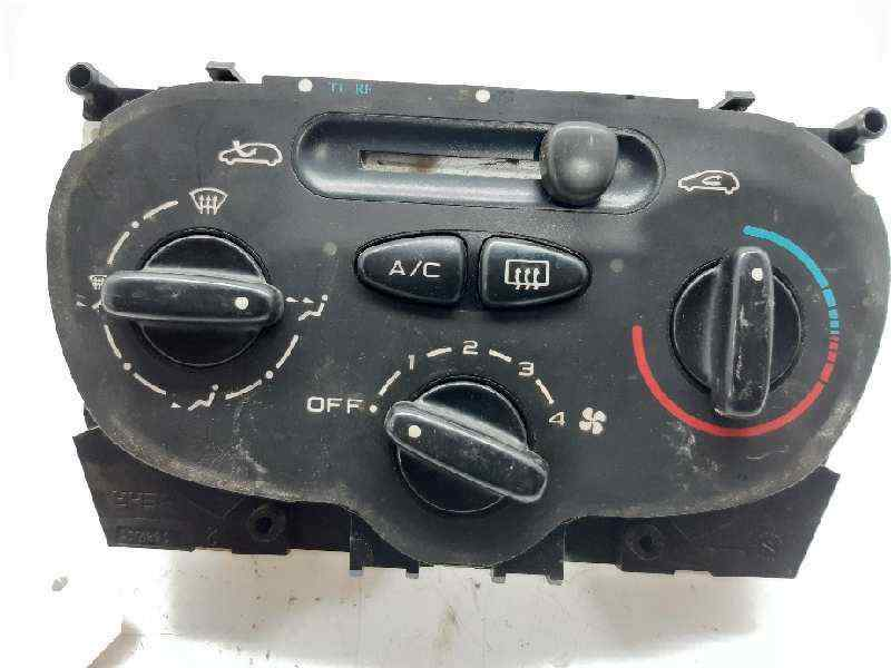 1068901 CONTROL HEATING/AIR CONDITIONING PEUGEOT 206 SALOON|A/C & Heater Controls| |  - title=