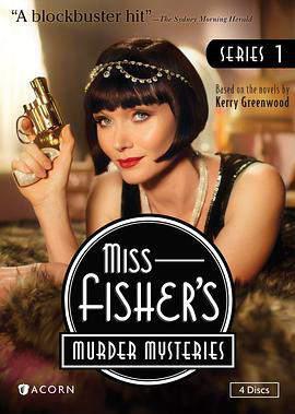 费雪小姐探案集第一季