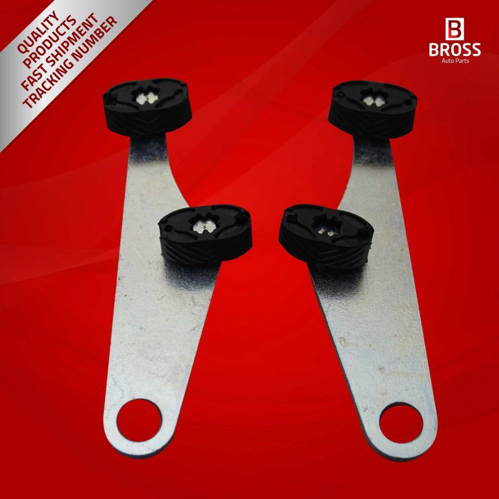 Bross BSR514 サンルーフスライディングシステムセット修理風光明媚な MK2 2003-2009