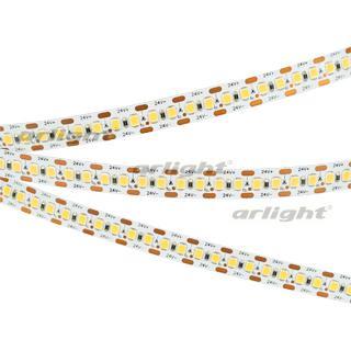 028734 Tape RT 2-5000 24V Cx2 White6000 10mm (2835, 168 LED/M, LUX) ARLIGHT 5th
