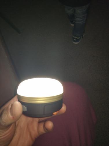 Lanternas portáteis Lanterna Camping Portátil