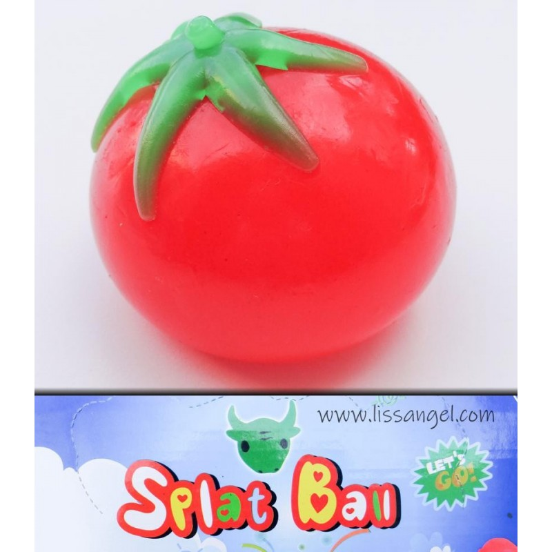 Squishy Splat Ball Tomato