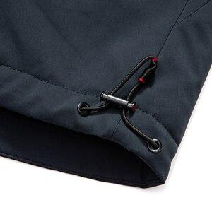 Image 4 - Homme automne hiver coton veste à capuche chaud coton veste coton sélectionné avec chapeau vêtements pour hommes 9301 Cartelo nouveau 2019