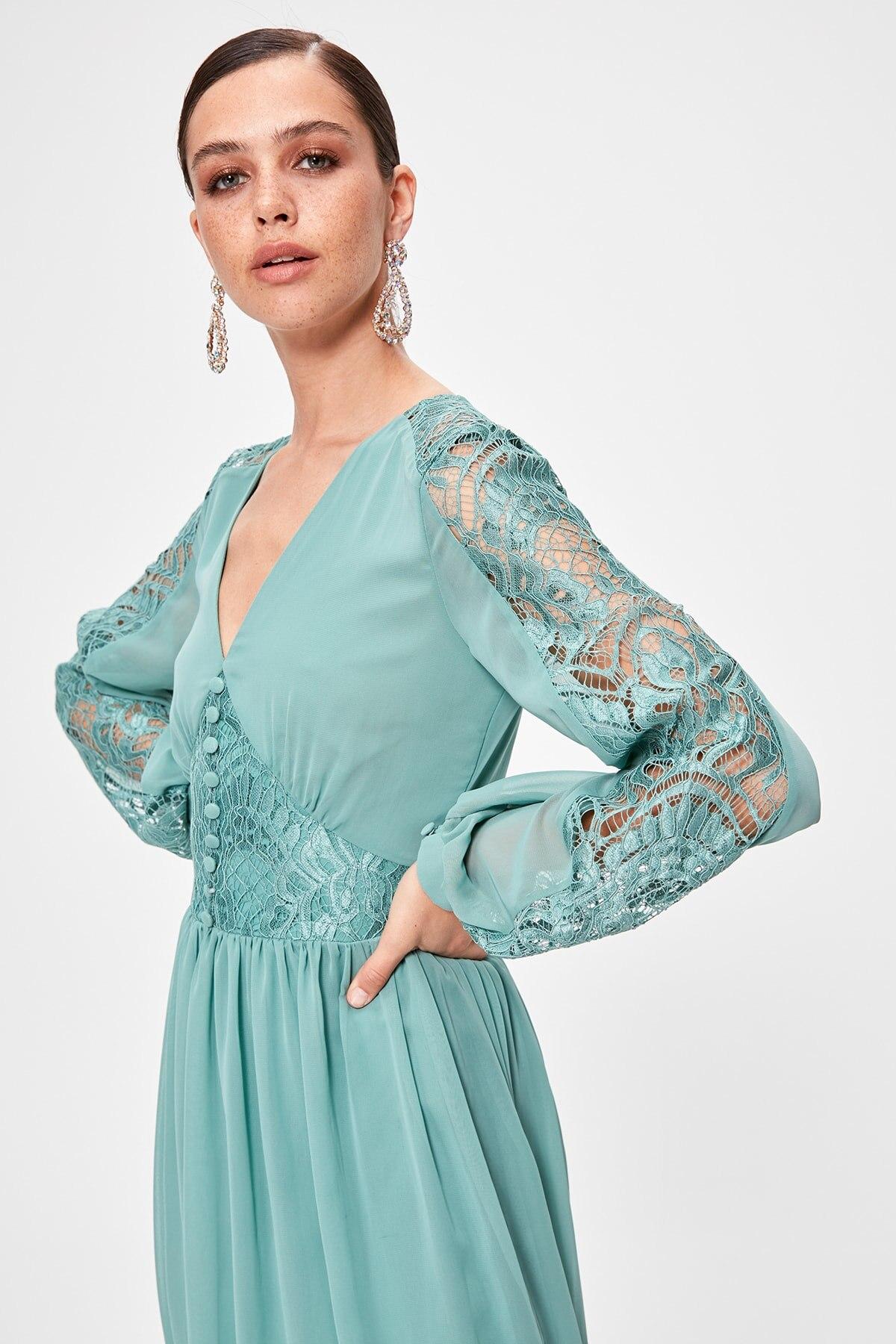 Trendyol Lace Detail TPRAW20EL0654