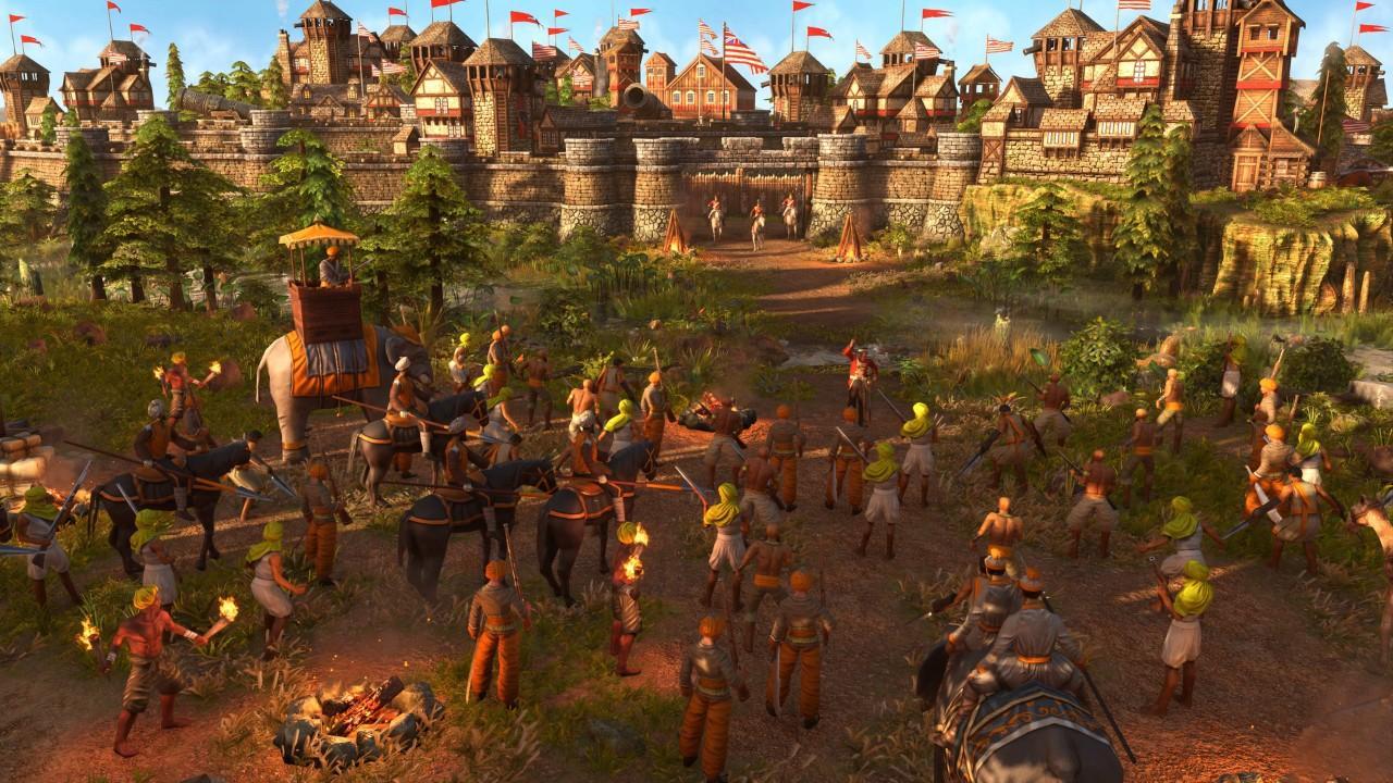 踏上支配世界的征程——《帝国时代3决定版》插图(7)
