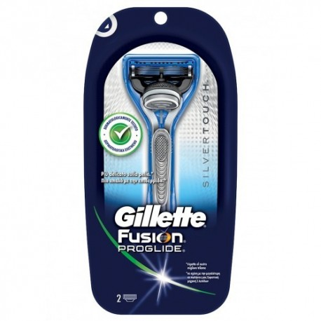 GILLETTE FUSION PROGLIDE PACK MACHINE + 1 SPARE