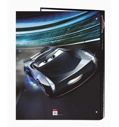 FOLDER FOLIO 4 ANIMIXTAS CARS 3