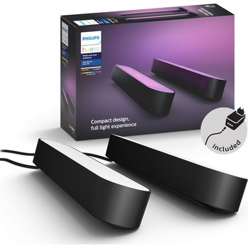 SERESSTORE Philips Hue Play 2-Pack - Black smart light ambient lighting ambience