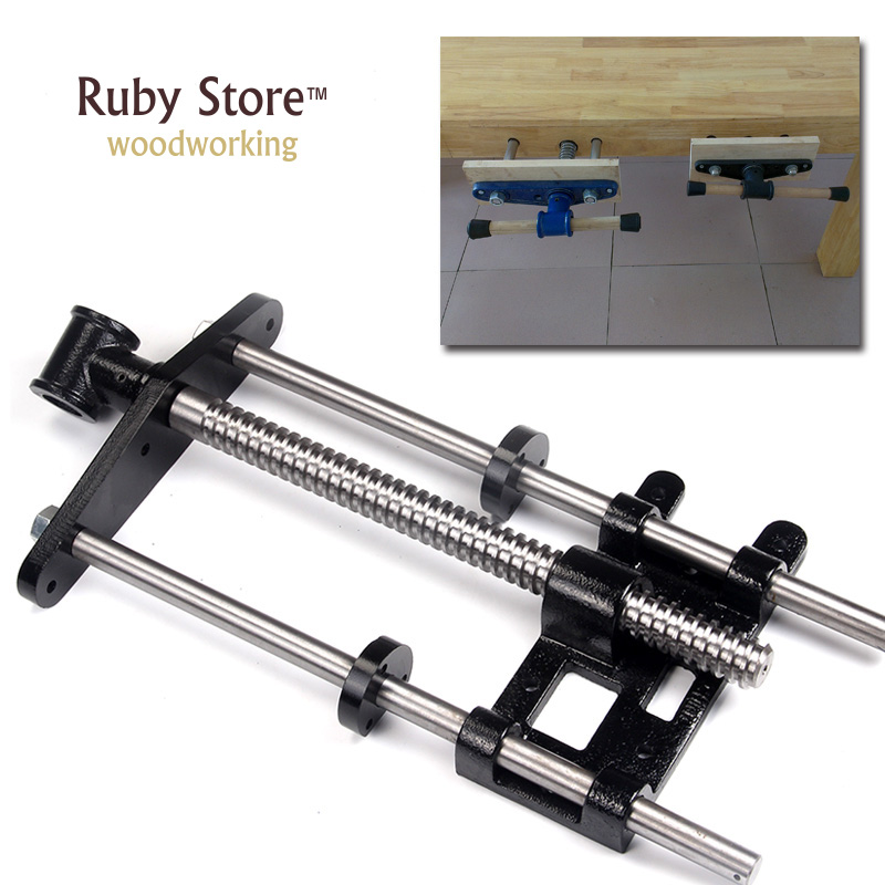 10inch 260mm   Front Heavy Duty Woodworking Workbench For Vice