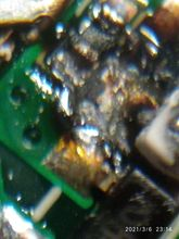 A week after the use closed contact. The fee burned. But I used it several times in the sn