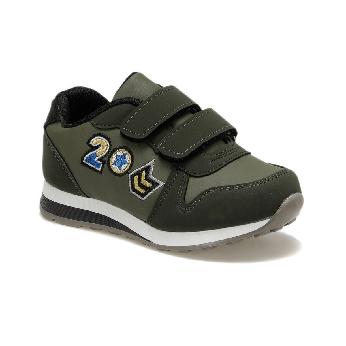 FLO 92.510814.P Khaki Male Child Sports Shoes Polaris