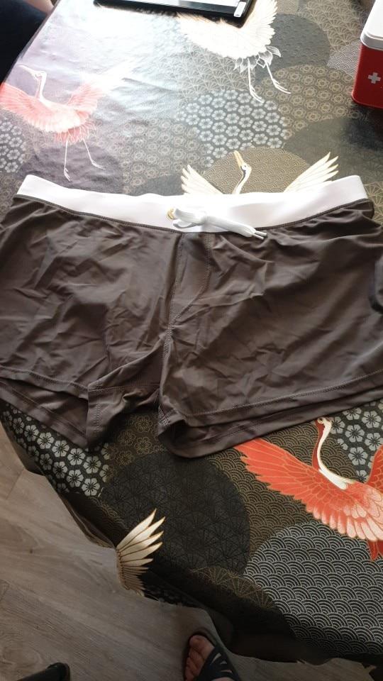 Men's Quick-Dry Swim Shorts photo review