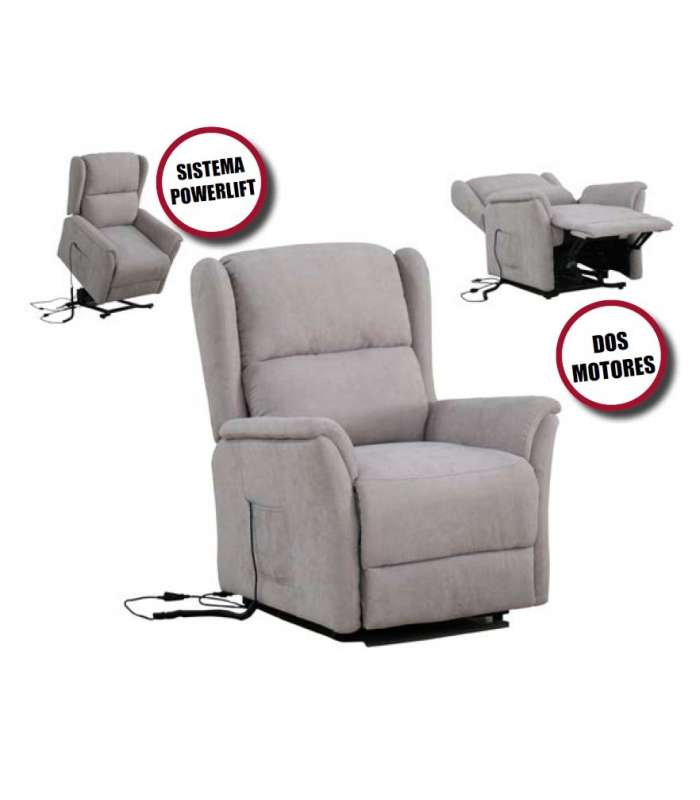 Armchair Relax Aruba With Function Powerlift 2 Motors