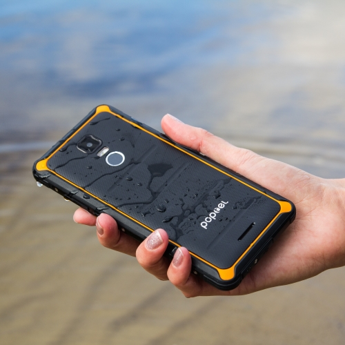 EU version Poptel P10  rugged smartphone 5.5 inch octa core low price  4GB+64GB NFC  unlocked phones cost effective phone Deals