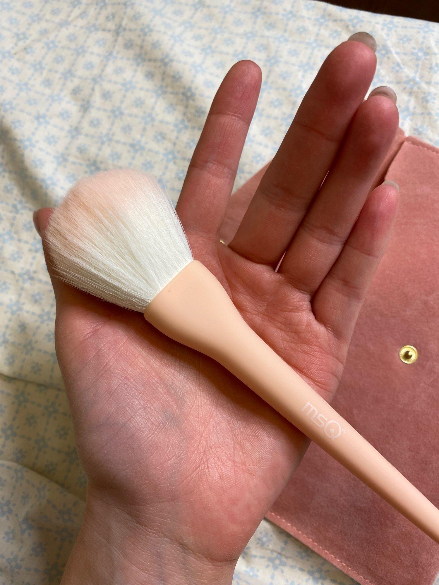 8PCS Makeup Brushes Sets Powder Foundation Blusher Eyeshadow Brush Candy Cosmetic Colorful Make Up NO MSQ LOGO With Bag reviews №1 223977