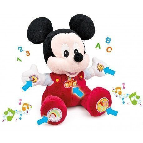 Clementoni Plush Baby Mickey