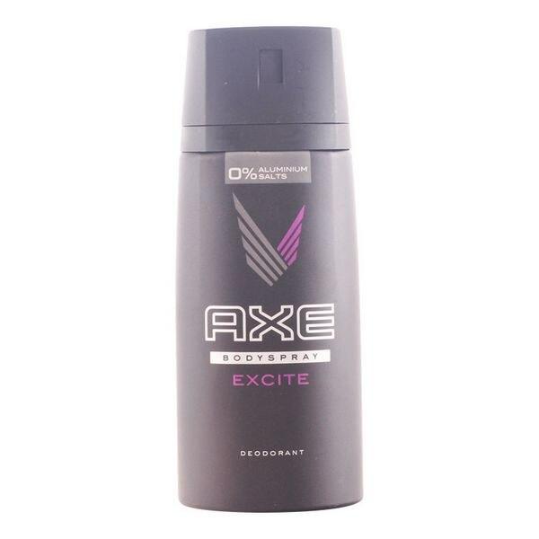 Spray Deodorant Excite Axe (150 Ml)
