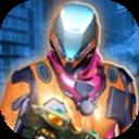 史詩般的科幻戰爭機器人大戰游戲