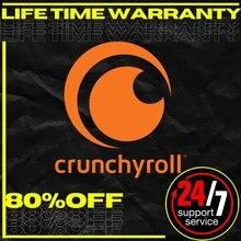 Grunchyroll – Premium (hiver dans le monde entier et gratuit)