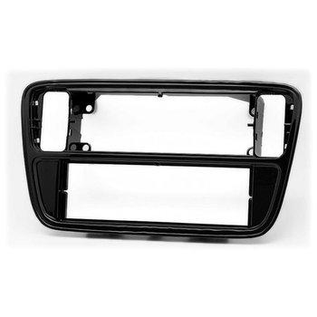Mounting frame CARAV 11-312 (1-DIN SEAT Mii 2012 +/SKODA Citigo 2012 +/ VOLKSWAGEN up! 2012