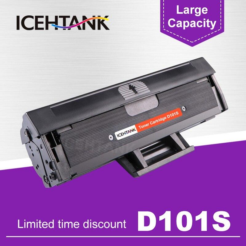 Icehtank alta qualidade! Compatível d101s cartucho de toner para MLT-D101s é samsung ml 2160 2160 2165 w 2166 w 2168 scx-3405 3400f