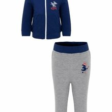 U.S. POLO ASSN. Baby Boy Knitted Suit