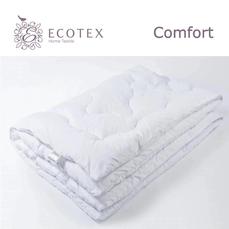 """Blanket """"Antistress"""" Collection Comfort. Production Company Ecotex(Russia)."""