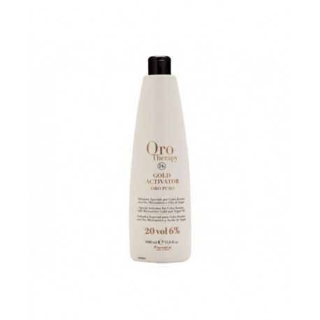 FANOLA GOLD GOLD ACTIVATOR THERAPY 20 VOL. 1000ML