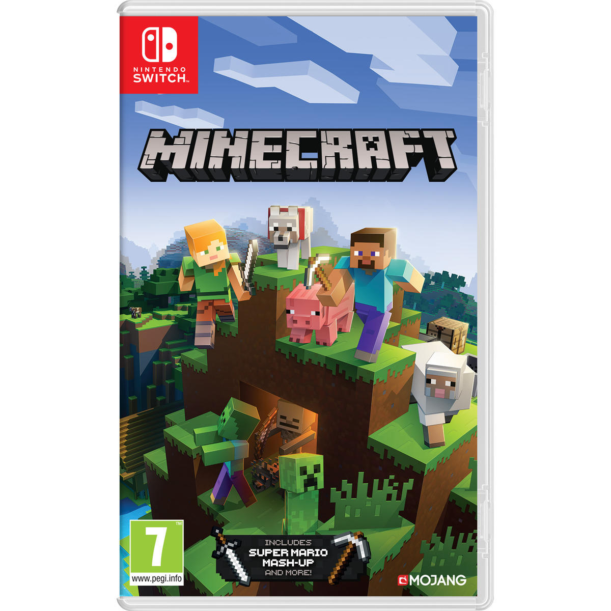 Minecraft: Nintendo Switch Edition N-Switch Videojuegos Juegos Acción Edad 7+