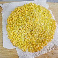 黄金玉米烙❗️饭店大菜在家轻松搞定❗️年夜宴客菜的做法图解7