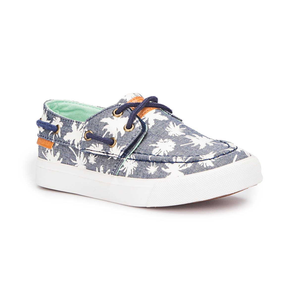 FLO 222633 Blue Male Child By Marin Shoes Dockers The Gerle