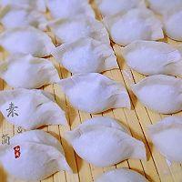 鲜美多汁的芹菜虾仁猪肉水饺#太太乐鲜鸡汁芝麻香油#的做法图解15