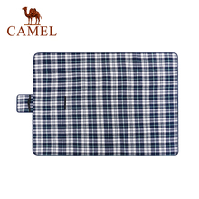 CAMEL Foldable Waterproof Aluminum Foil Mat Portable Outdoor Travel Beach Mat Sleeping Mattress for Camping Hiking 150*200CM