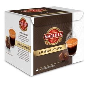 Intense Espresso Marilla, 14 capsules compatible with Dolce Gusto