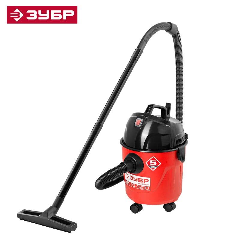 Vacuum cleaner ZUBR (PU-15-1200-M1) Handheld vacuum, dry and wet cleaning