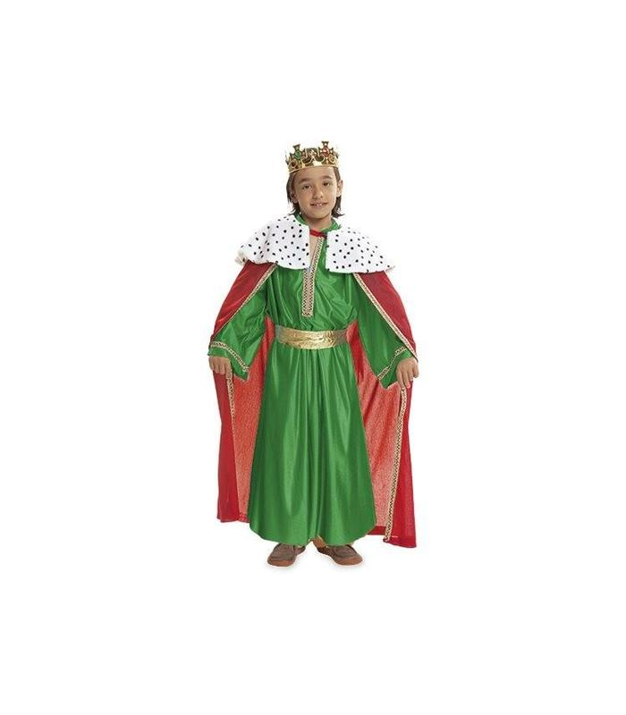 Disguise King Magician Green 3-4 Years Toy Store