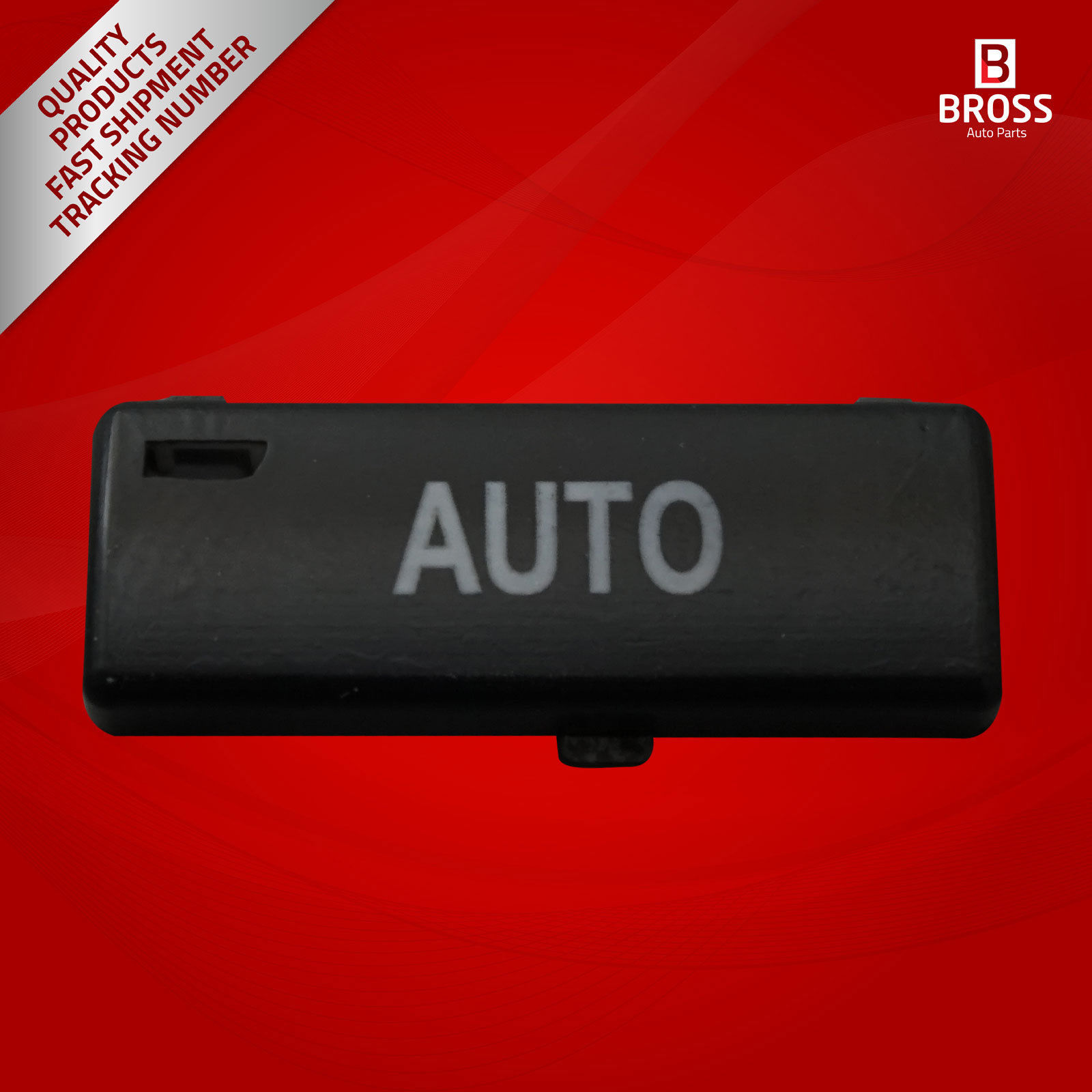 BDP88-4 1 Piece Heater Climate Control Air Conditioning Switch Button Cover #4 For 5 Series X5 E53 2000- 2007 E39 1995-2003
