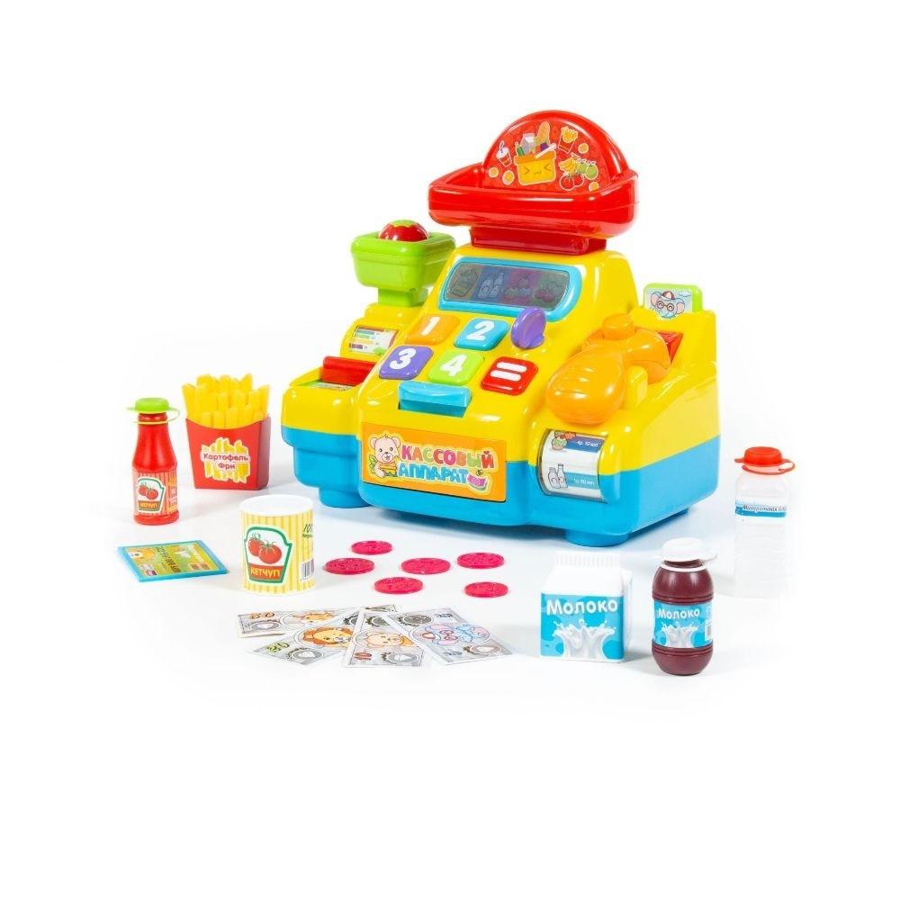 Toys Cash Register for supermarket (in box