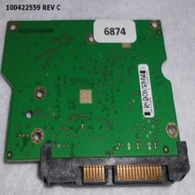 Placa HDD PCB Board Seagate ST380215SCE P/N 9CZ111-292 Firmware 3.ACB. Tested.