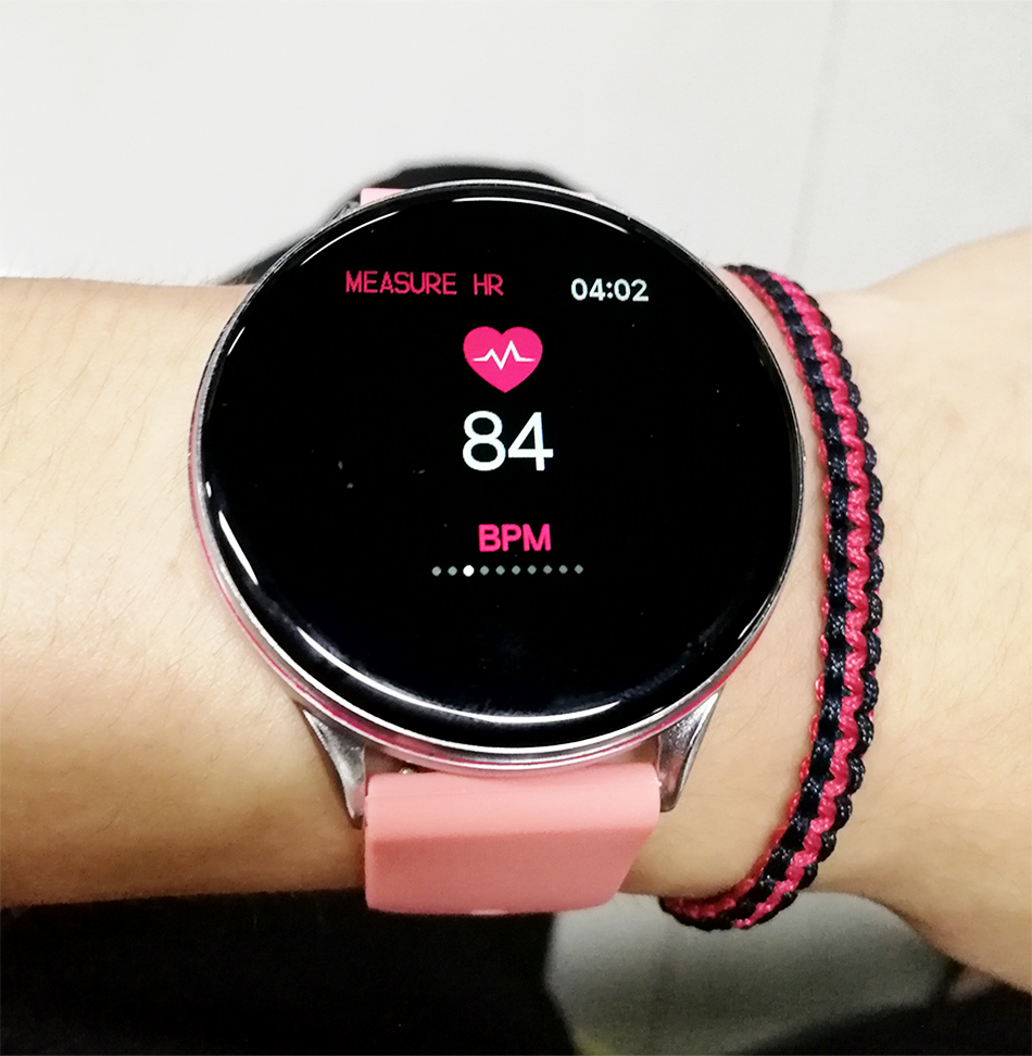 Women Men Smart Electronic Watch Luxury Blood Pressure Digital Watches Fashion Calorie Sport Wristwatch DND Mode For Android IOS photo review