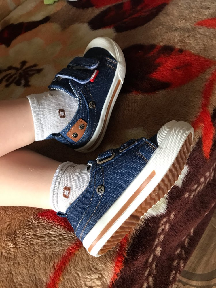 Kids Shoes for Girls Boys Sneakers Jeans Canvas Children Shoes Denim Running Sport Baby Sneakers Boys Shoes CSH227|shoe face|shoe cover making machineshoes items - AliExpress