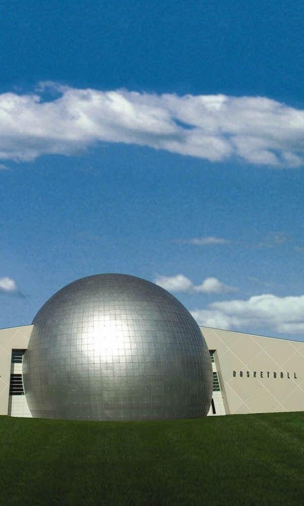 奈史密斯篮球名人纪念堂