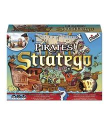 GAME STRATEGO PIRATES WITH BOAT And ABRASION Toy Store