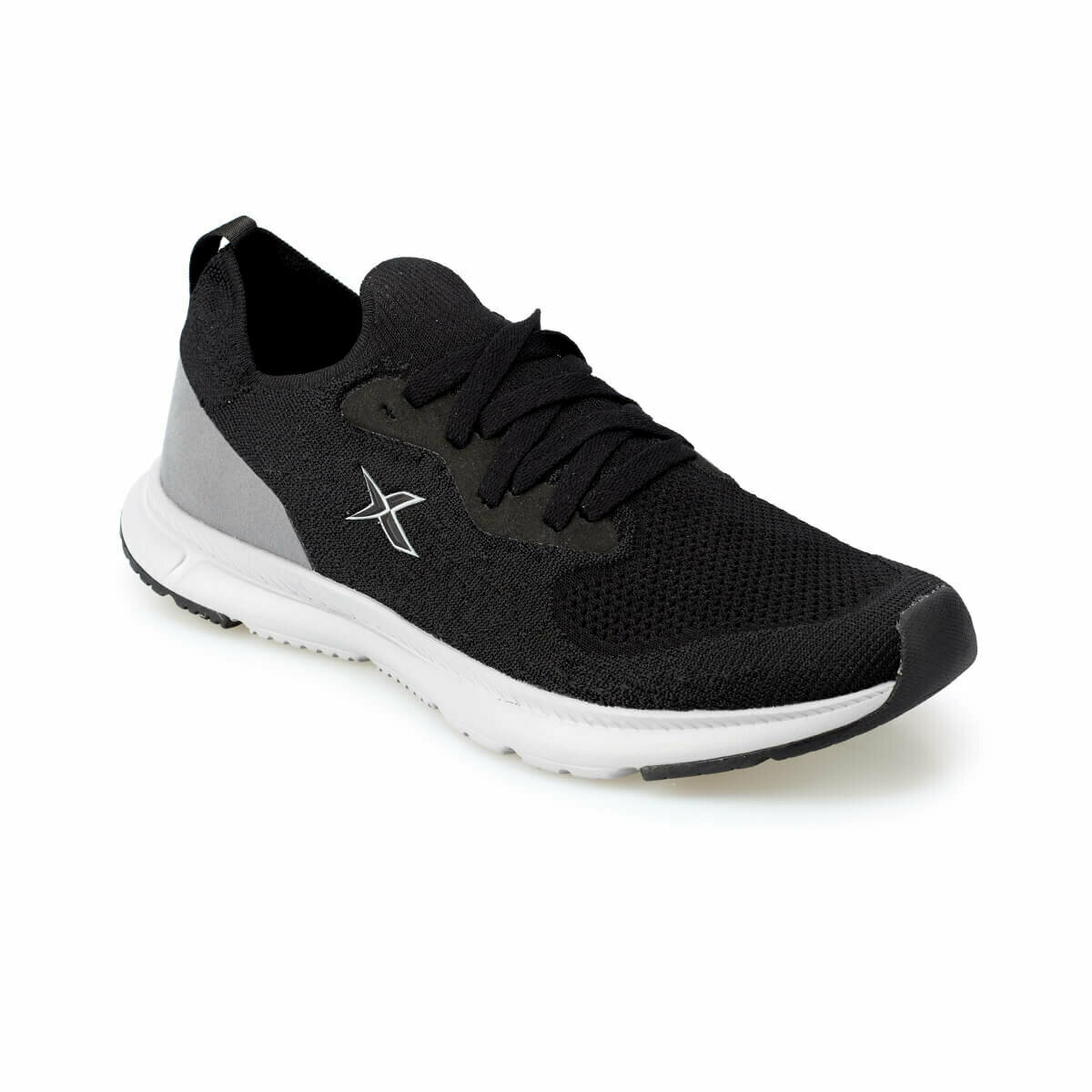 FLO CORSA Black Men 'S Running Shoe KINETIX
